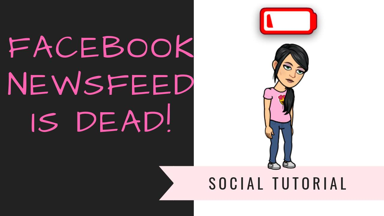Facebook Newsfeed is DEAD!!!!! – OMG